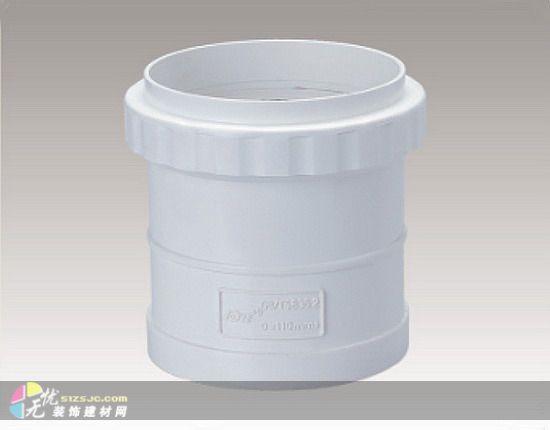 pvc-u排水管件塑料等径顺水三通-管件
